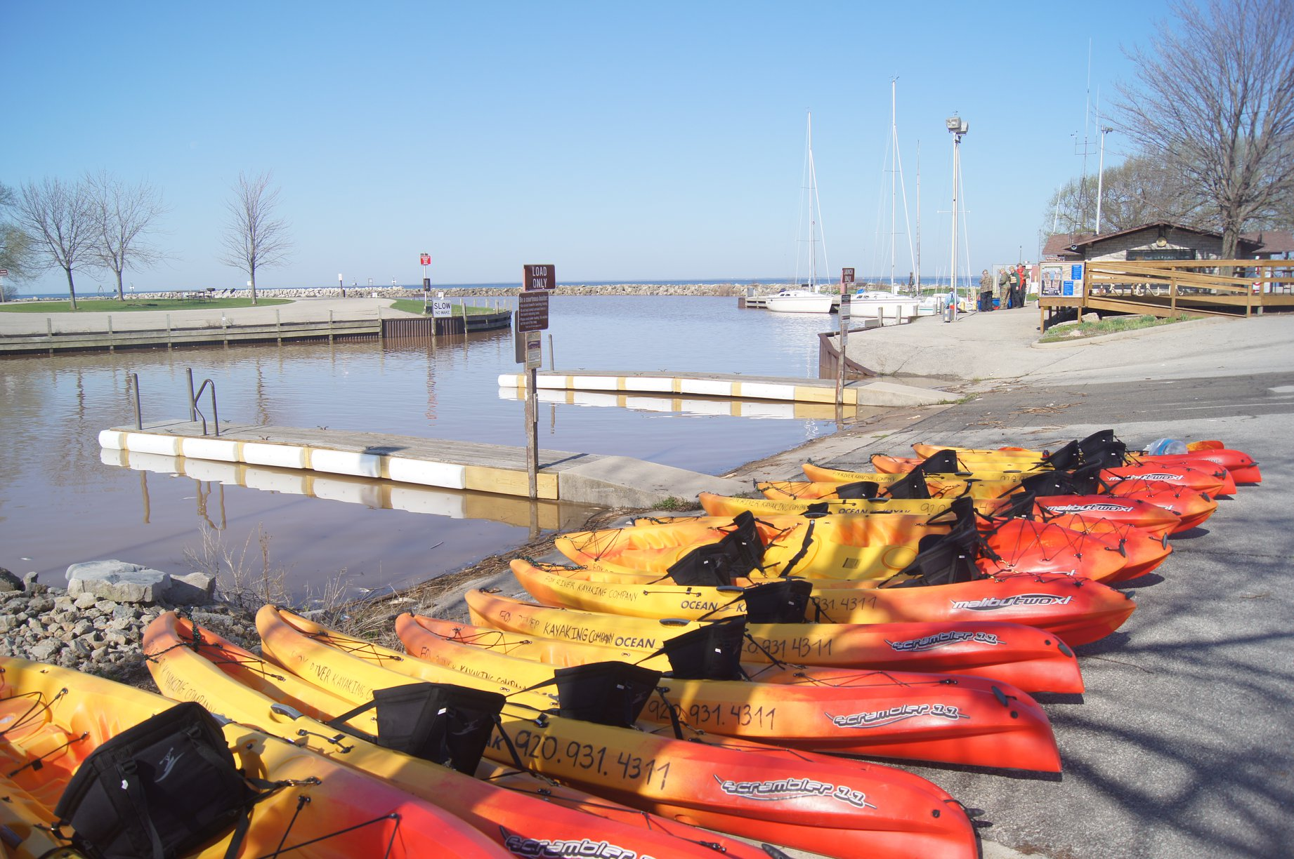 High Cliff State Park - Fox River Kayaking Company